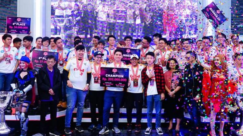 Esports Dunia Kampus: Berprestasi Tanpa Sampingkan Edukasi