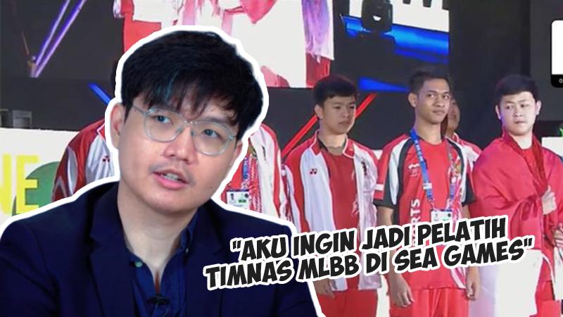 Zeys Sebut Peluang Timnas Lebih Baik Kalau Ia Jadi Pelatih SEA Games