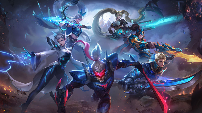 Update Terbaru Mobile Legends, Moonton Rilis Ulang 5 Hero Legendaris!