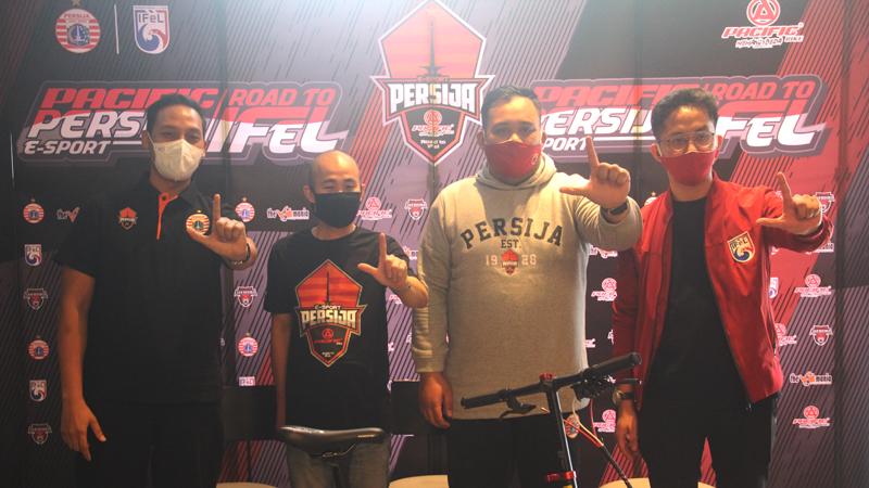 Gandeng Rizal Danyarta, Persija Jakarta Resmi Join Liga IFeL 2020!