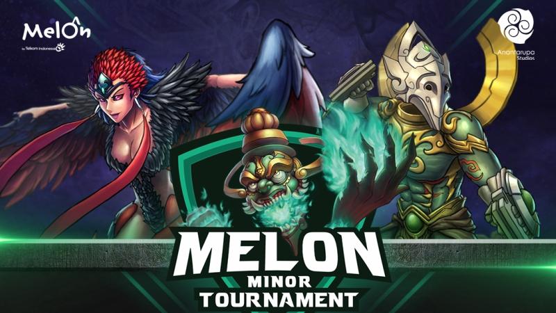 Hadiah Puluhan Juta Rupiah, Daftar Lokapala Melon Minor Tournament!
