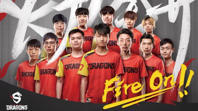 Pecat 8 Pemain, Apa Jadinya Nasib Shanghai Dragons?