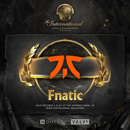 Comeback Fnatic Gagalkan TNC ke TI10, BOOM Gugur di Final Lower Bracket