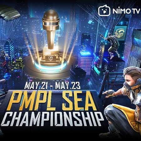 Sambut PMPL SEA, Nimo TV Gelar Nobar dan Giveaway!