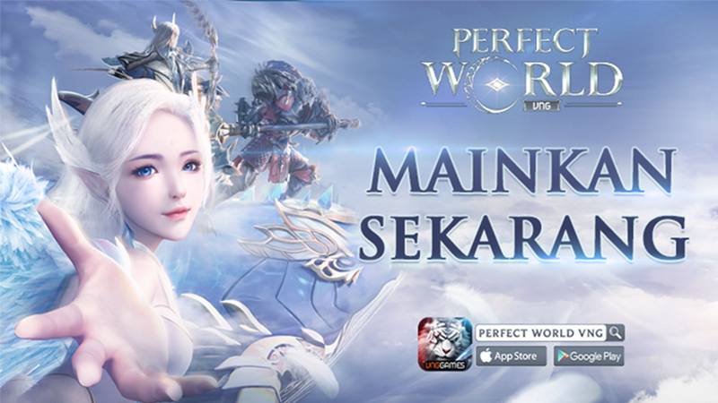 Resmi Rilis! Perfect World Mobile Hadirkan Class Assassin!