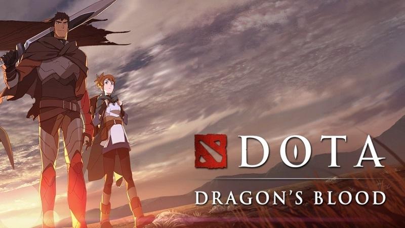 Serial Anime DOTA 2 Netflix Akan Tersedia Dubbing Indonesia