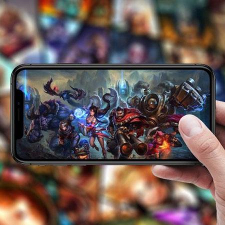 Bocoran Tampilan UI dari LoL Mobile, Kian Menjanjikan?