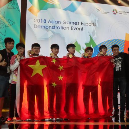 Lebih Kompak, Timnas LOL China Ungguli Faker Cs di AG 2018