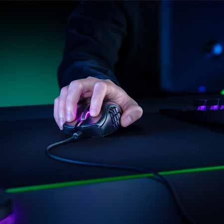 Razer Naga X, Mouse Gaming Canggih dan Nyaman untuk Gamer!