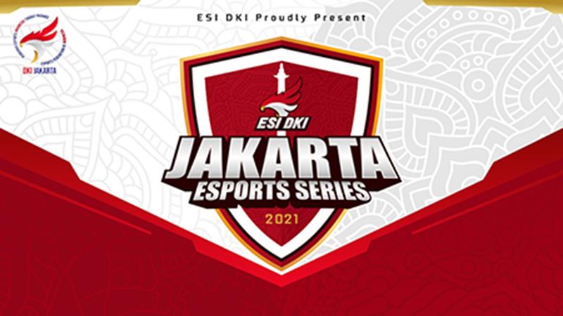 Cari Talenta Muda, ESI DKI Gelar Jakarta Esports Series Berhadiah 50 Juta!