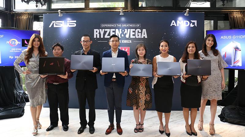 Bersama AMD, ASUS Sajikan Laptop Tipis Harga Terjangkau!