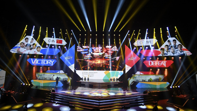 asian games 2022 esports
