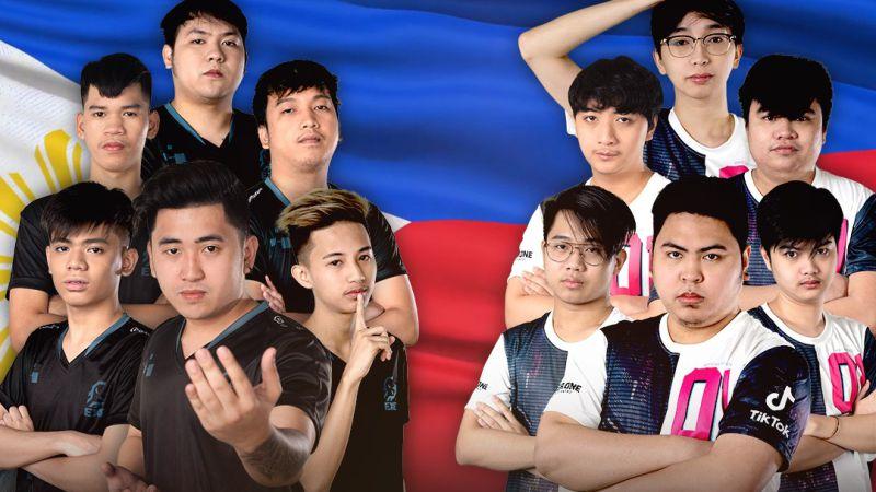 Tim Filipina Kuasai Posisi Teratas MLBB World Ranking 2021