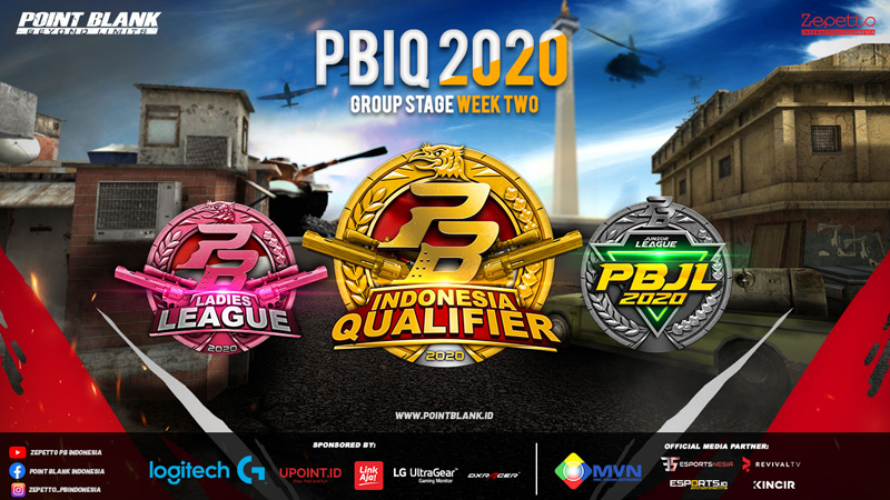 Komplet! Delapan Tim Peserta Grand Final PBIQ 2020