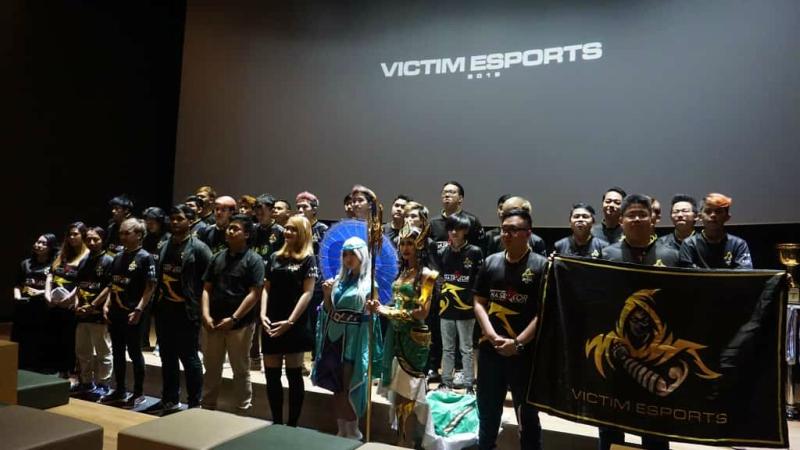 'Kebersamaan', Pilar Utama Anutan Tim Victim Esports