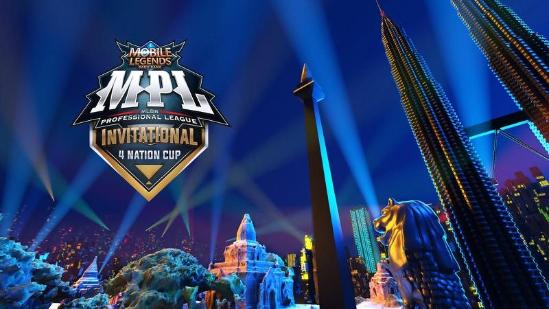 Empat Negara Siap Berlaga di MPLI 4 Nation Cup, Saksikan di Nimo TV