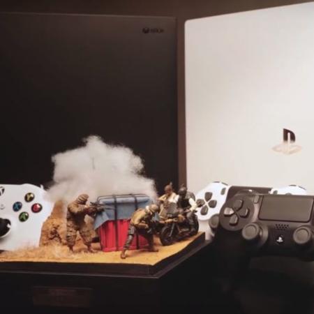 PUBG Realisasikan Lintas Konsol PS4 dan Xbox One