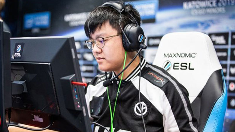Freeman Gabung TyLoo di Asia Minor Closed Qualifier