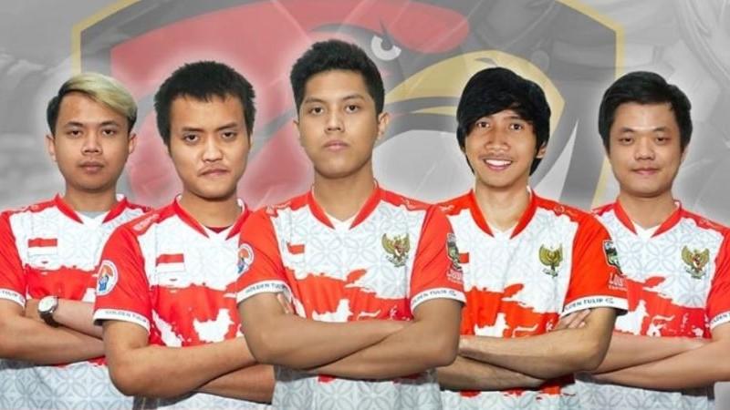 Peluang Timnas DOTA 2 Indonesia di SEA Games 2019
