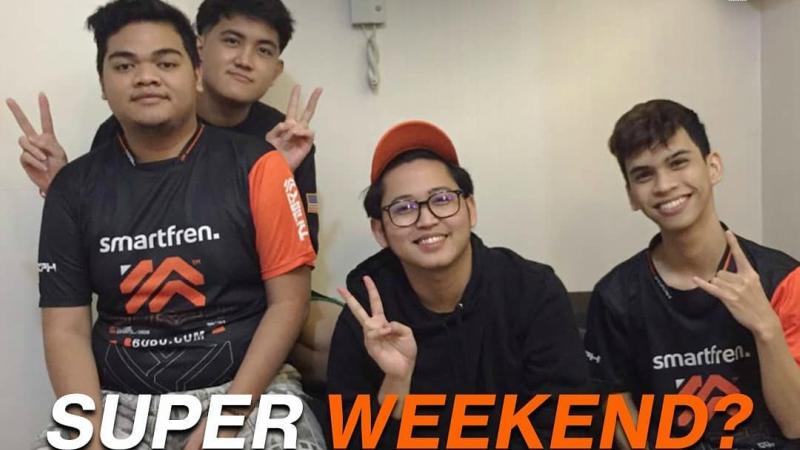 Cicip Super Weekend Perdananya, Menanti Keajaiban Morph Team!