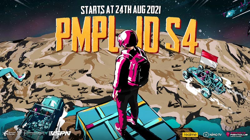 PMPL ID Season 4, Pertarungan Terakhir Menuju PMGC 2021