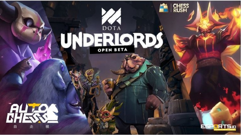 Gali Plus Minus Dota Underlords, Auto Chess & Chess Rush!