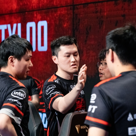 TyLoo & Grayhound Menuju StarLadder Berlin Major 2019