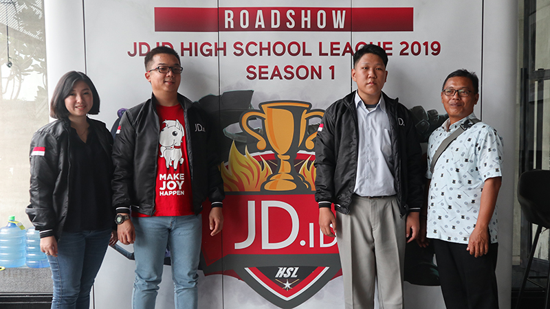 Musim Pertama JD.ID High School League 2019 Siap Digelar!