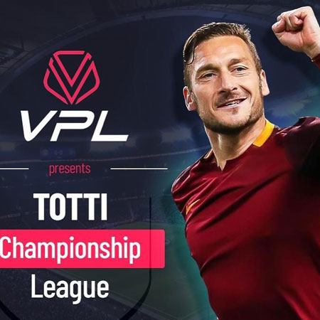 Totti Esports? Pangeran Roma Jajal Virtual Pro League!