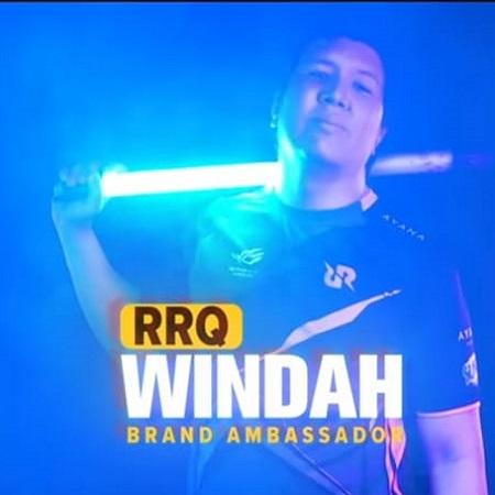 Windah Basudara Resmi Jadi Brand Ambassador Team RRQ!
