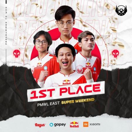 Puncaki League Play PMWL, Ini Prestasi Bigetron RA Sepanjang Babak!