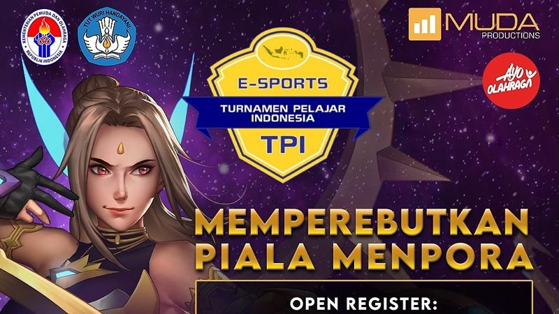 Turnamen Pelajar Indonesia Esports Tandingkan Free Fire & Lokapala