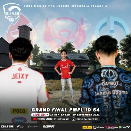 Country Finals, Pertandingan Sesungguhnya Tim PMPL ID Season 4!