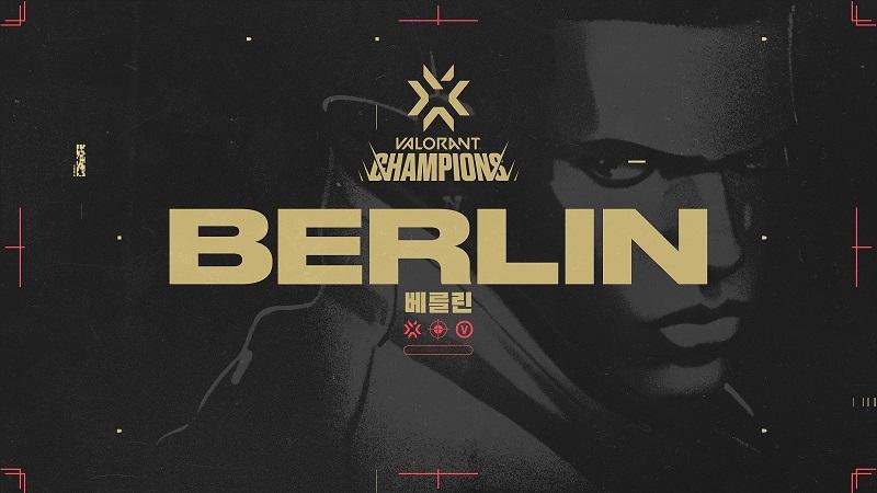 Berlin Bakal Jadi Saksi Sejarah Kompetisi Valorant Champions!