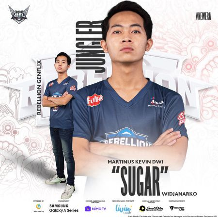 Jiisaa Gantikan Sugar Jadi Jungler RBG di Week-3 MPL ID S8!