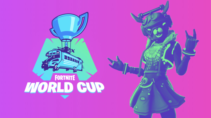 Fortnite Undang Pro Player 'Cadangan' di World Cup 2019