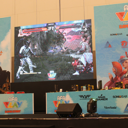 Ragam Keseruan Fighting Tournament AFAPlay Day 2