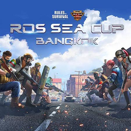 Daftarkan Timmu dan Mendarat di Bangkok Untuk Ikut ROS SEA Cup
