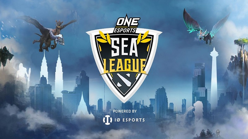 Playoffs ONE Esports DOTA 2 Sea League, BOOM Start Jalur Bawah