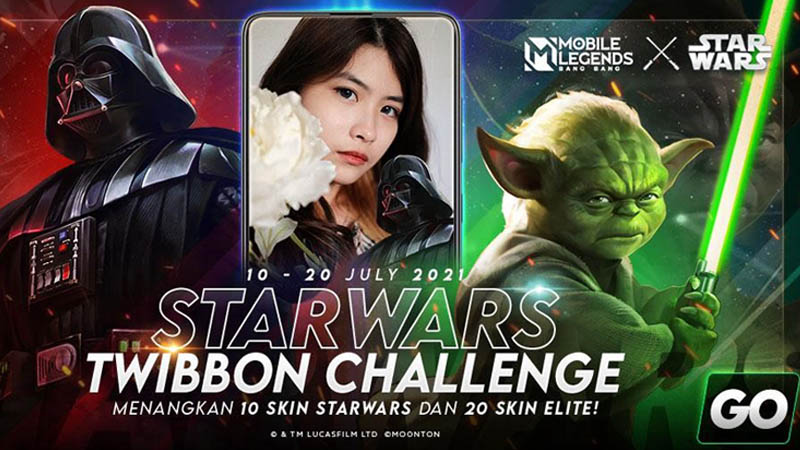 Kolaborasi Mobile Legends x Star Wars, Hadirkan Dua Skin Istimewa!