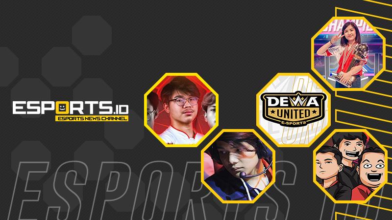Persiapan M2 & Kualifikasi DPC DOTA 2, Rekap Esports Pekan Ini!