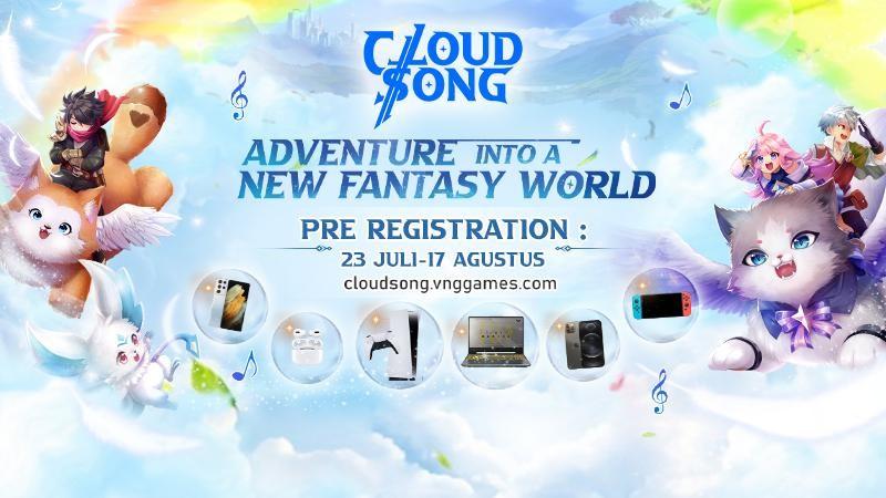 VNG Corp Buka Pra-Registrasi Cloud Song: Saga of Skywalker!
