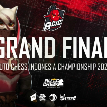 Grand Final Auto Chess Indonesia Championship 2020 Siap Bergulir!