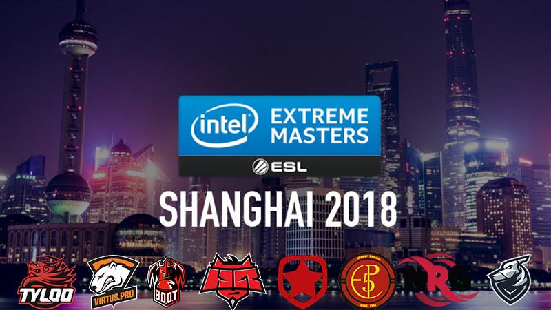 IEM Shanghai 2018, Asa TyLoo Rengkuh Gelar di Hadapan Publik