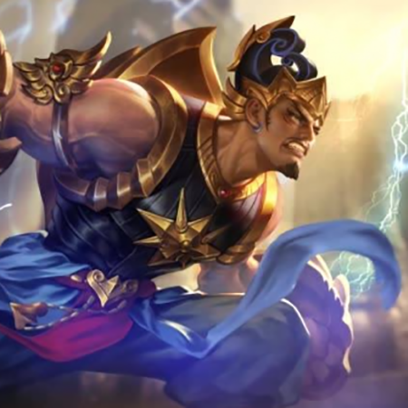 Asah Hero Tanker, Perenggut Momen dan MVP di Mobile Legends!