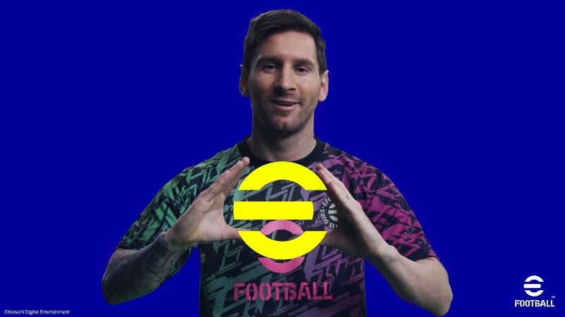 Konami Umumkan eFootball, Gantikan PES dan Winning Eleven!