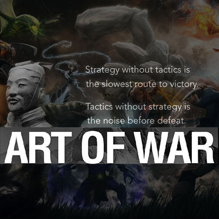 Belajar Strategi MOBA ala Jenderal Perang Sun Tzu Part 2