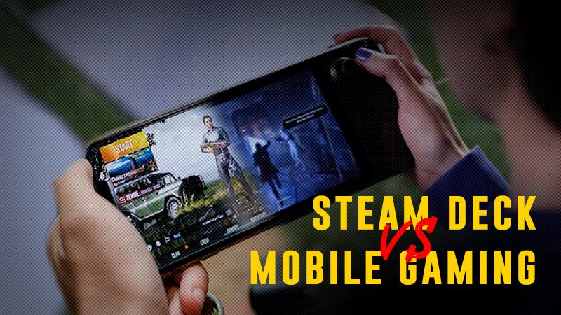Steam Deck, Upaya Gaben Buat PC Jinjing Saingi Mobile Gaming