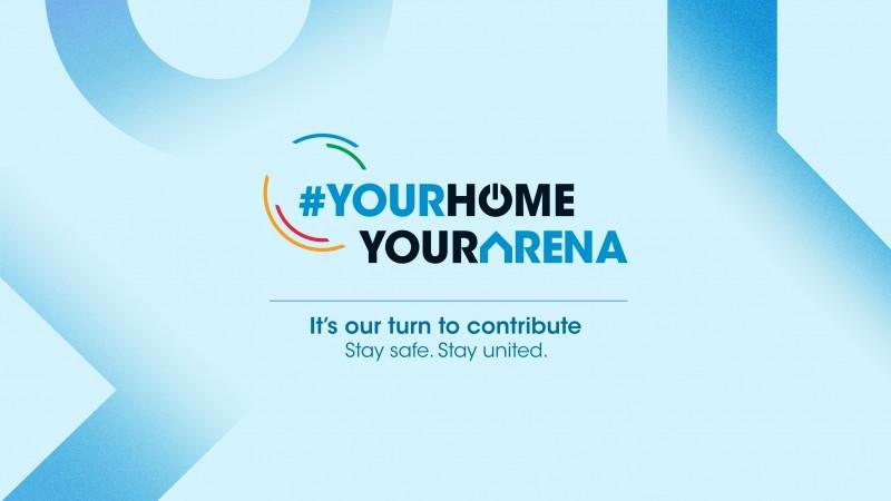 Kompetisi MLBB #YourHomeYourArena AESF Masuki Babak Akhir!