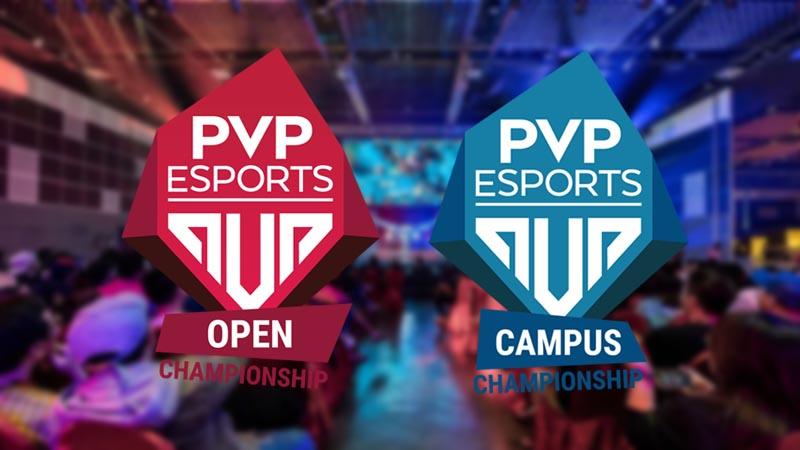 Morph Viper dan Binus Ash Berjaya di Ajang PVP Esports 2021